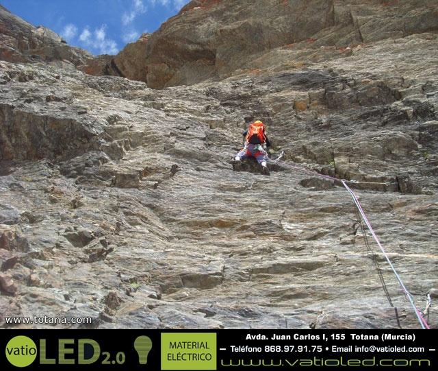 Vía Silvia, Noroeste Veleta Sierra Nevada (Julio 2014) - 25