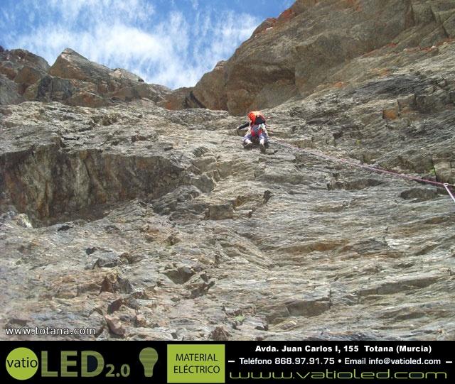 Vía Silvia, Noroeste Veleta Sierra Nevada (Julio 2014) - 28
