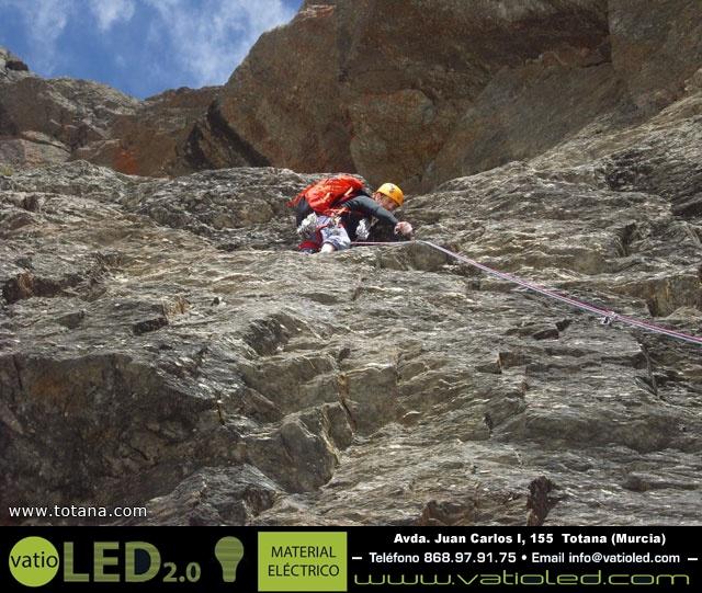 Vía Silvia, Noroeste Veleta Sierra Nevada (Julio 2014) - 29
