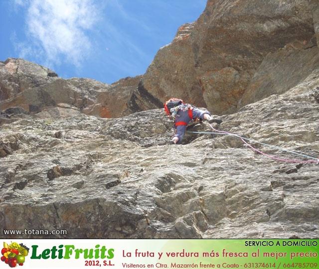 Vía Silvia, Noroeste Veleta Sierra Nevada (Julio 2014) - 31
