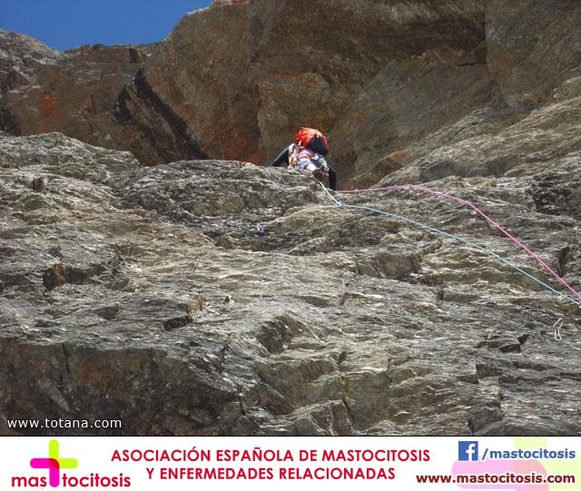 Vía Silvia, Noroeste Veleta Sierra Nevada (Julio 2014) - 34