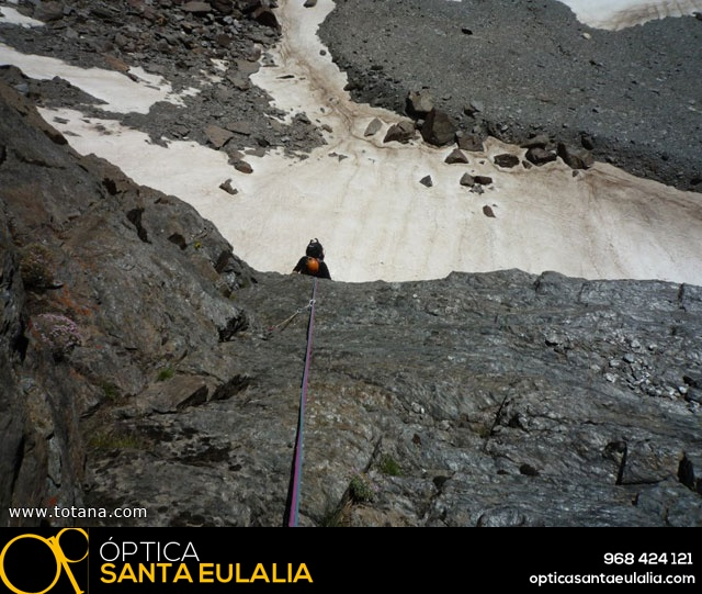 Vía Silvia, Noroeste Veleta Sierra Nevada (Julio 2014) - 35