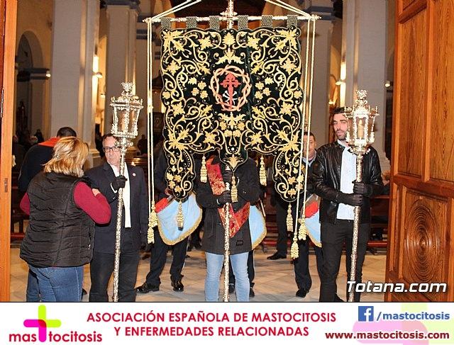 Vía Crucis de Hermandades y Cofradías - Semana Santa de Totana 2018 - 2