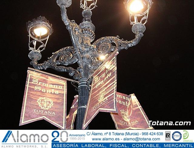Vía Crucis de Hermandades y Cofradías - Semana Santa de Totana 2018 - 4