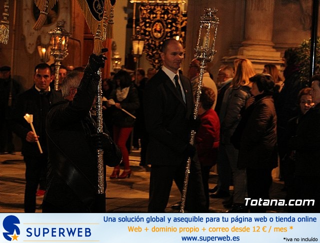 Vía Crucis de Hermandades y Cofradías - Semana Santa de Totana 2018 - 10