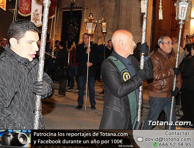 Vía Crucis de Hermandades y Cofradías - Semana Santa de Totana 2018 - 27
