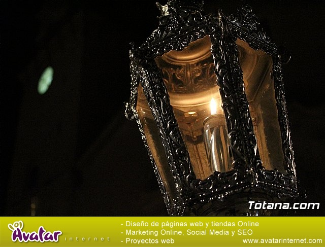 Vía Crucis de Hermandades y Cofradías - Semana Santa de Totana 2018 - 30