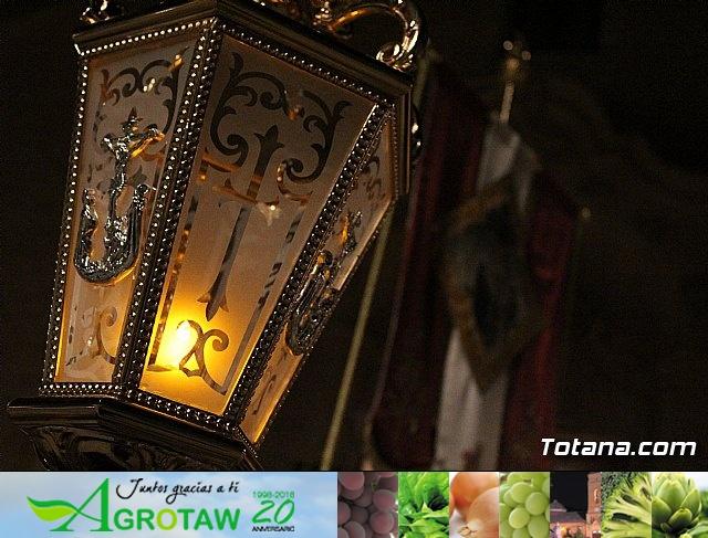 Vía Crucis de Hermandades y Cofradías - Semana Santa de Totana 2018 - 31