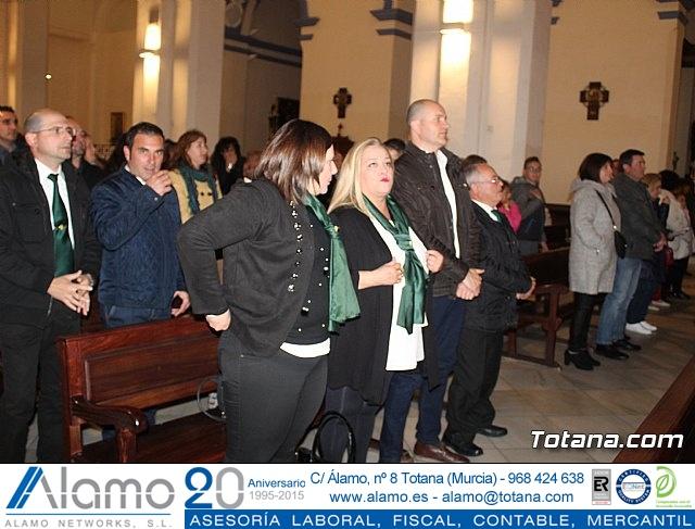 Vía Crucis de Hermandades y Cofradías - Semana Santa 2019 - 12