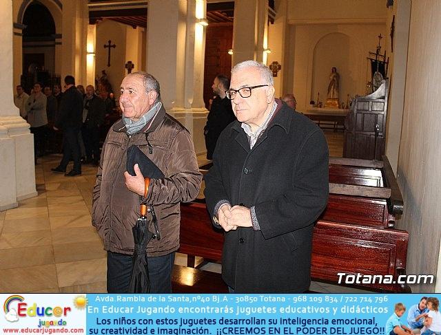 Vía Crucis de Hermandades y Cofradías - Semana Santa 2019 - 14