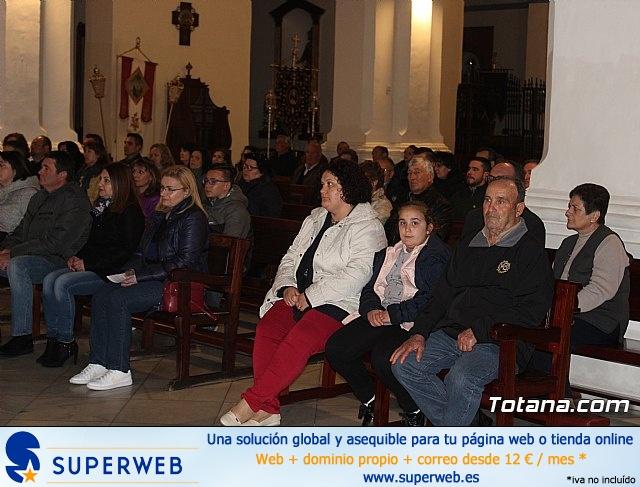 Vía Crucis de Hermandades y Cofradías - Semana Santa 2019 - 27