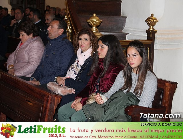 Vía Crucis de Hermandades y Cofradías - Semana Santa 2019 - 28