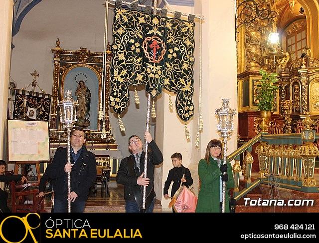 Vía Crucis de Hermandades y Cofradías - Semana Santa 2019 - 29