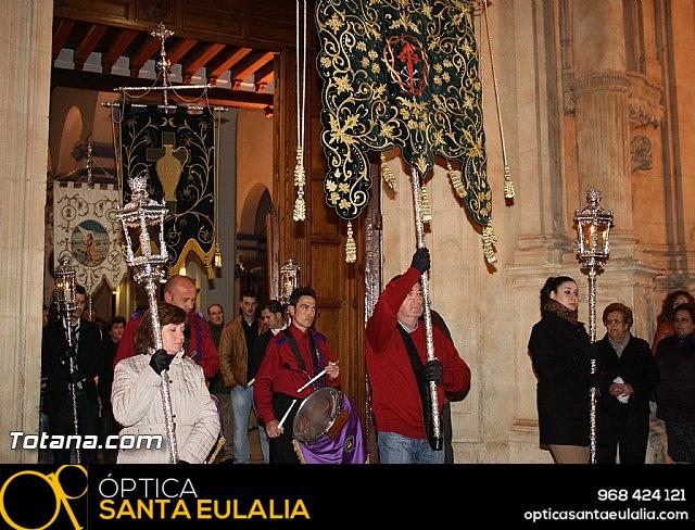 Vía Crucis de Hermandades y Cofradías - 2012 - 12