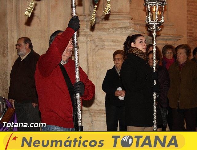 Vía Crucis de Hermandades y Cofradías - 2012 - 13