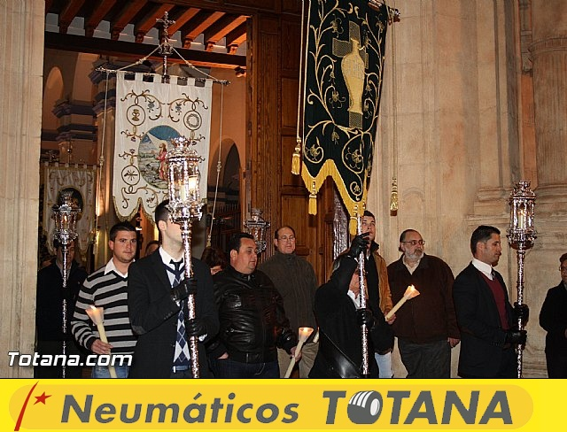 Vía Crucis de Hermandades y Cofradías - 2012 - 16