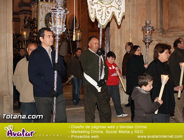 Vía Crucis de Hermandades y Cofradías - 2012 - 20