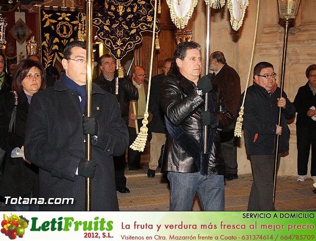 Vía Crucis de Hermandades y Cofradías - 2012 - 27