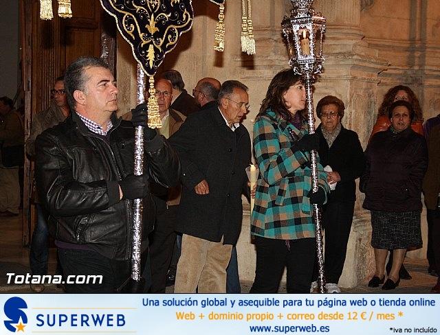 Vía Crucis de Hermandades y Cofradías - 2012 - 29
