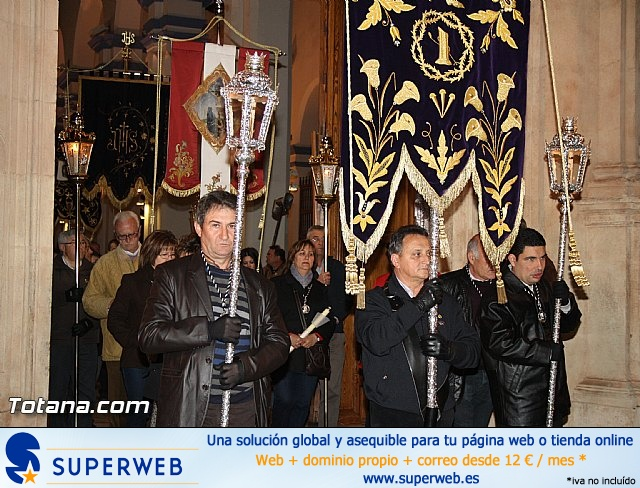 Vía Crucis de Hermandades y Cofradías - 2012 - 33