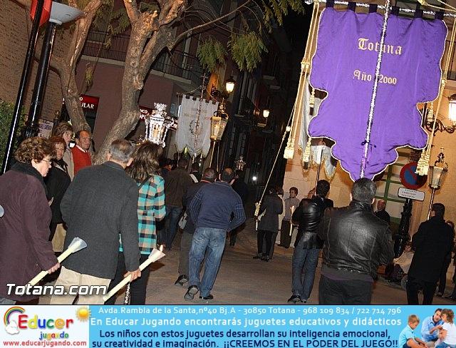 Vía Crucis de Hermandades y Cofradías - 2012 - 35