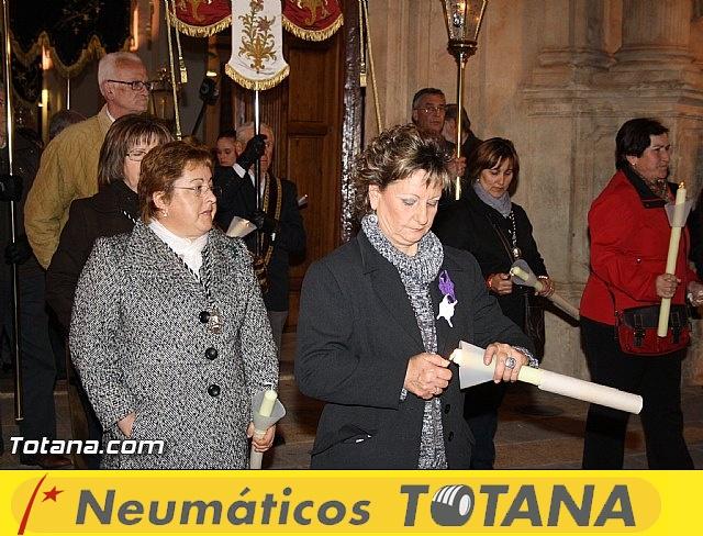 Vía Crucis de Hermandades y Cofradías - 2012 - 37