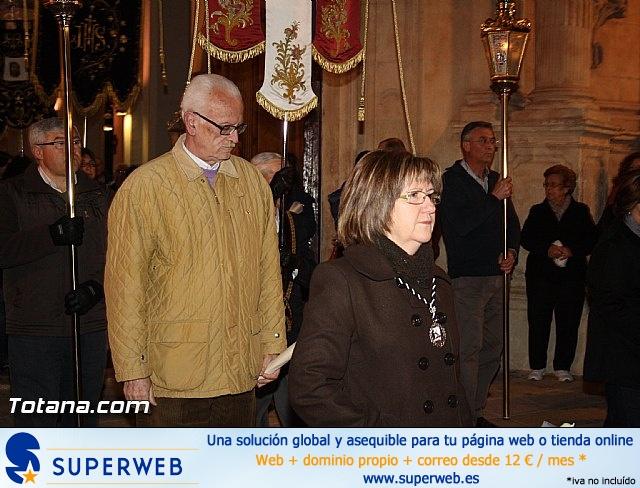 Vía Crucis de Hermandades y Cofradías - 2012 - 38