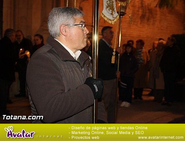 Vía Crucis de Hermandades y Cofradías - 2012 - 41