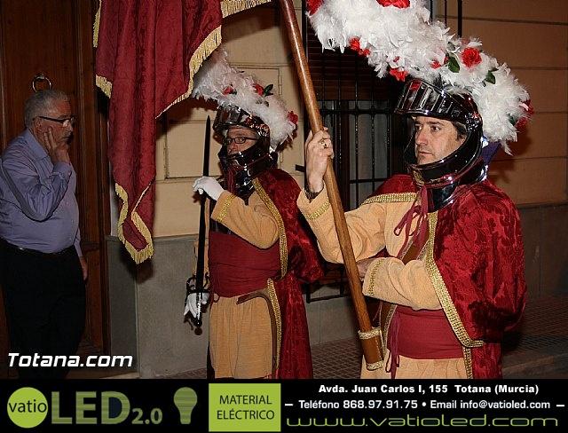 Solemne Vía Crucis con la imagen de Nuestro Padre Jesús Nazareno - Viernes de Dolores 2012 - 33