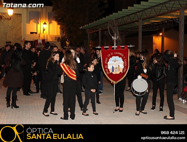 Vía Crucis penitencial a la ermita del Calvario 2013 - 18