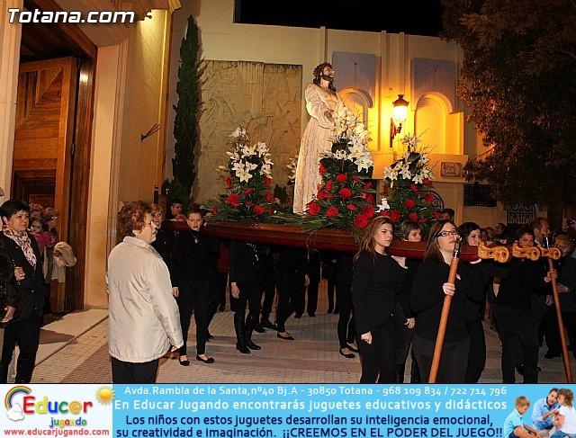 Vía Crucis penitencial a la ermita del Calvario 2013 - 19