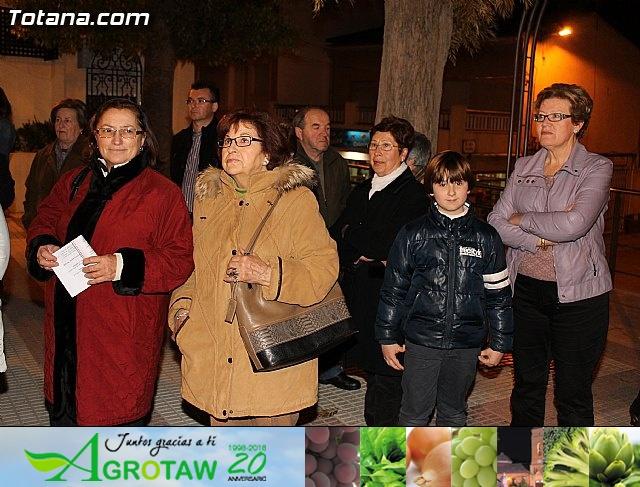Vía Crucis penitencial a la ermita del Calvario 2013 - 22