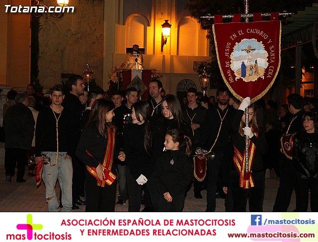 Vía Crucis penitencial a la ermita del Calvario 2013 - 28