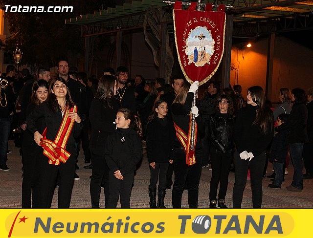 Vía Crucis penitencial a la ermita del Calvario 2013 - 29
