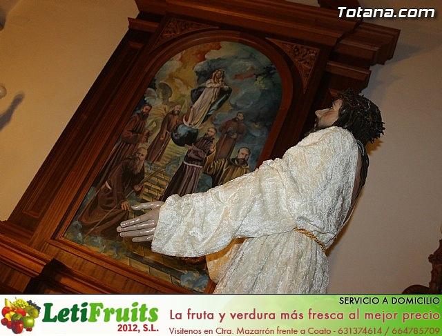 Vía Crucis penitencial. Hdad. de Jesús en el Calvario - 2014 - 2