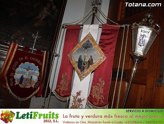 Vía Crucis penitencial. Hdad. de Jesús en el Calvario - 2014 - 9