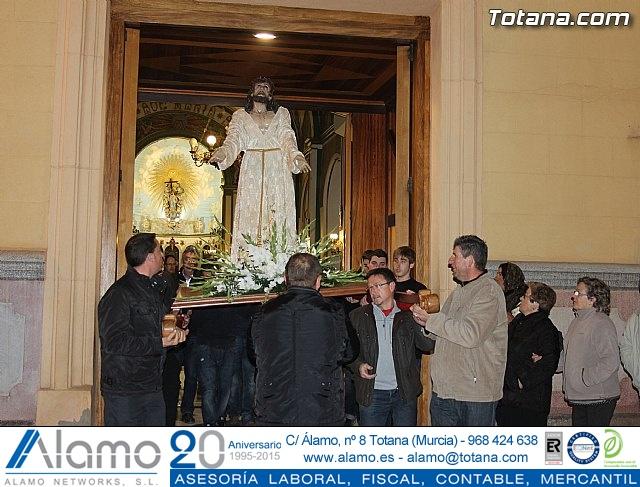 Vía Crucis penitencial. Hdad. de Jesús en el Calvario - 2014 - 15