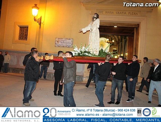 Vía Crucis penitencial. Hdad. de Jesús en el Calvario - 2014 - 16