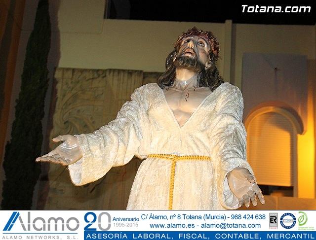 Vía Crucis penitencial. Hdad. de Jesús en el Calvario - 2014 - 22