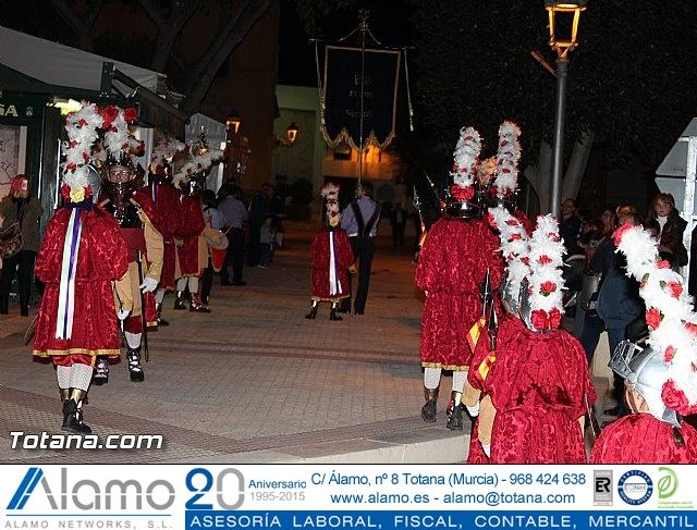 Vía Crucis Viernes de Dolores - Semana Santa 2015 - 21