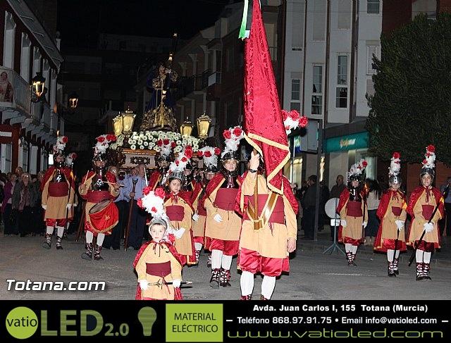 Vía Crucis Viernes de Dolores - Semana Santa 2015 - 24