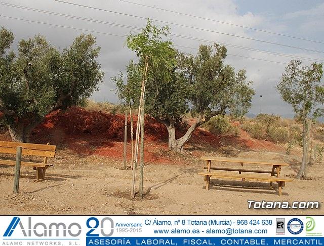 Inauguración del acondicionamiento como vía verde del trazado ferroviario Totana - Cartagena - 5