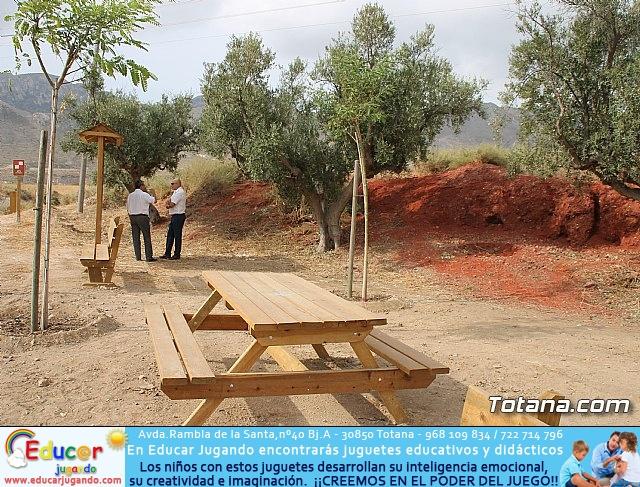 Inauguración del acondicionamiento como vía verde del trazado ferroviario Totana - Cartagena - 11