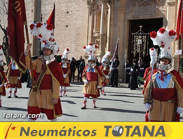 Procesión Viernes Santo 2012 mañana - Semana Santa de Totana - 164
