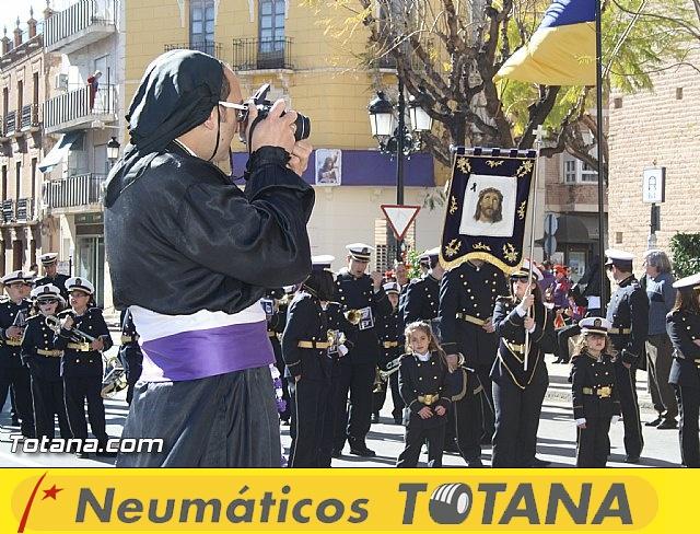 Procesión Viernes Santo 2012 mañana - Semana Santa de Totana - 165