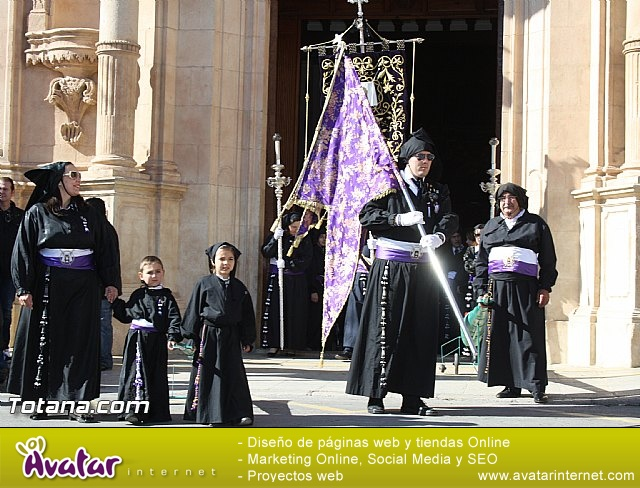 Procesión Viernes Santo 2012 mañana - Semana Santa de Totana - 166