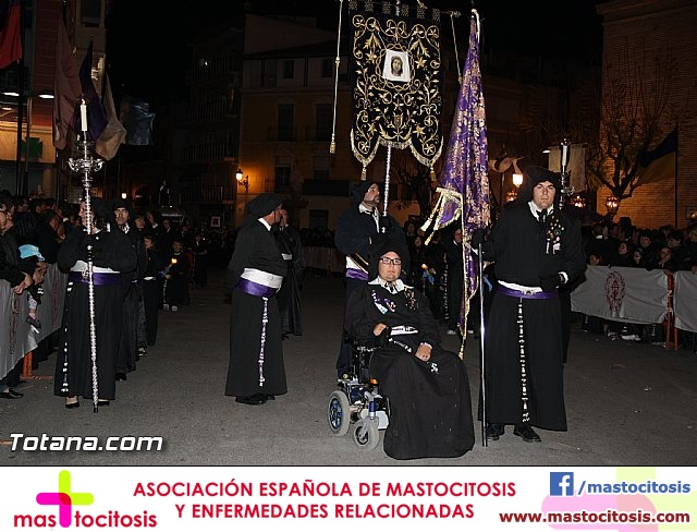 Procesión del Santo Entierro. Semana Santa de Totana 2012 - 639