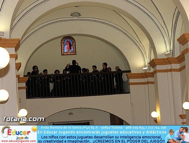 Misa y concierto de Villancicos. Coral Santiago. San Roque 2012 - 6