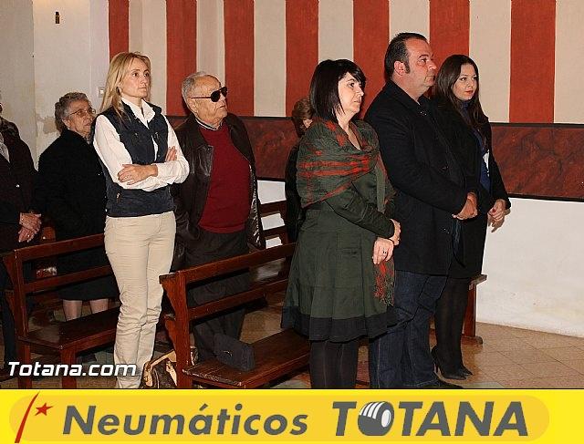 Misa y concierto de Villancicos. Coral Santiago. San Roque 2012 - 7