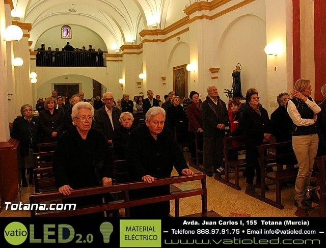 Misa y concierto de Villancicos. Coral Santiago. San Roque 2012 - 8